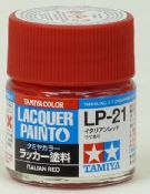 Tamiya 82121 LP21 Italian Red